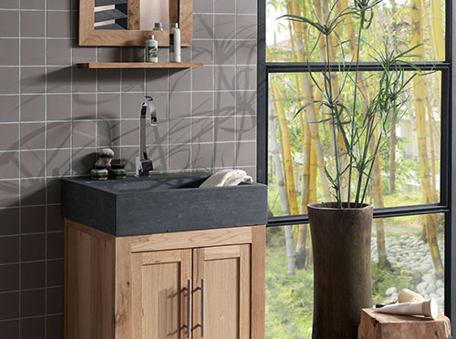 Vasque simple STONE