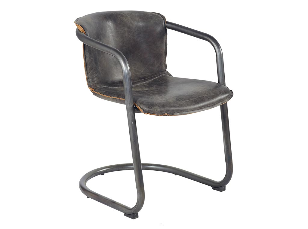 Fauteuil CLARK anthracite