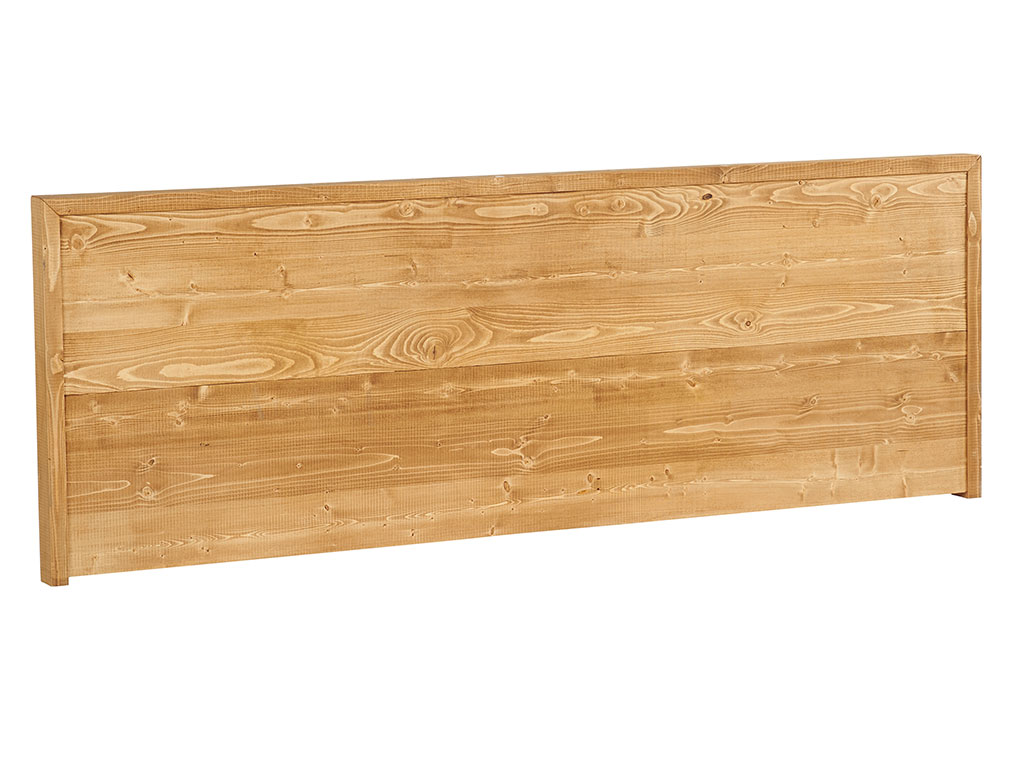 Tête de lit en frêne huilé