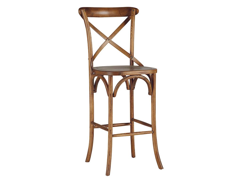chaise de bar bistrot scandiprojects. Black Bedroom Furniture Sets. Home Design Ideas