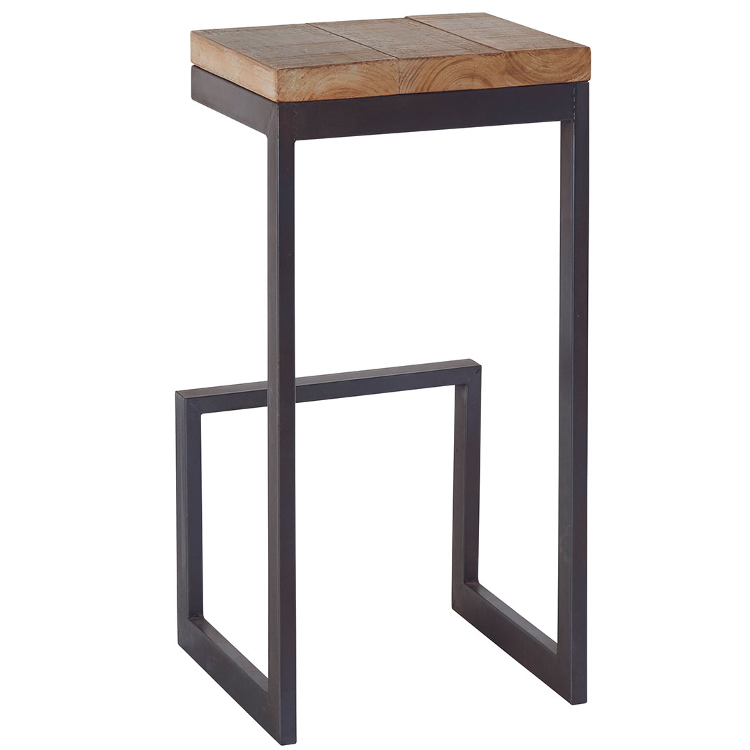 tabouret haut westmount scandiprojects. Black Bedroom Furniture Sets. Home Design Ideas