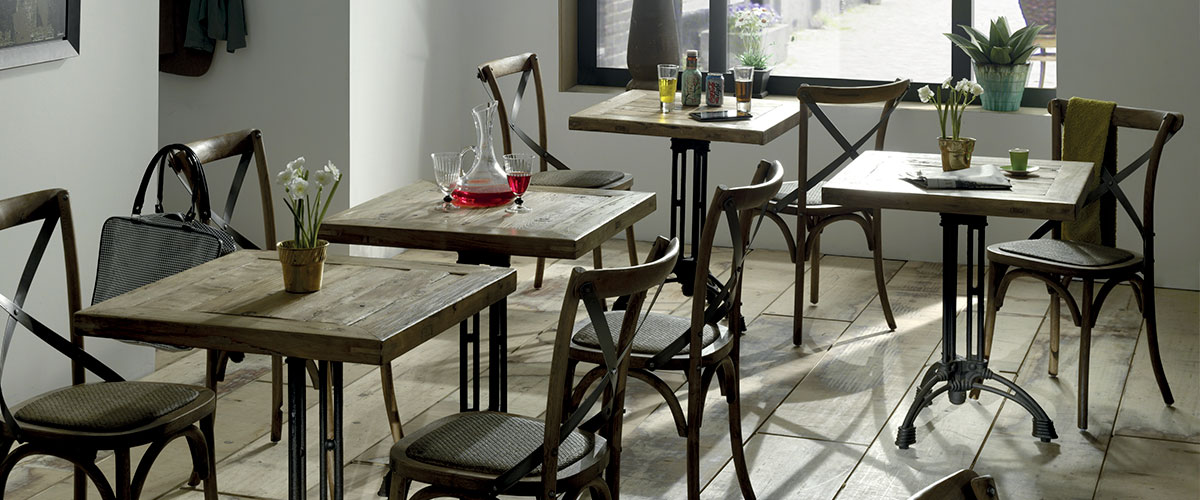 Table Bisrot STERLING