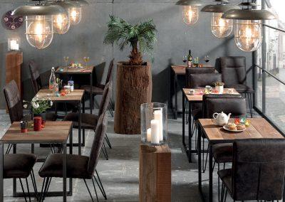 Table bistrot STILWOOD
