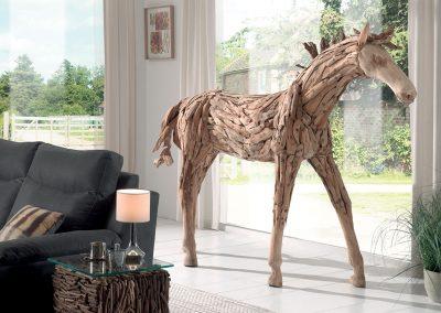 Cheval décoratif