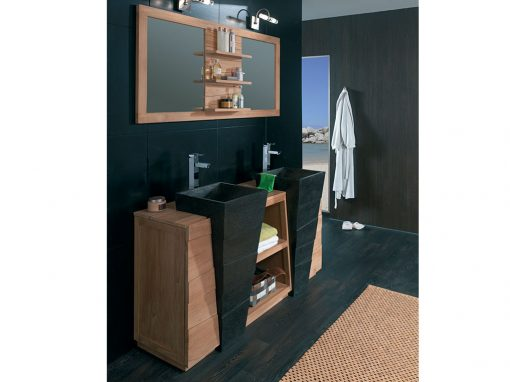 Vasque simple komodo scandiprojects for Salle de bain komodo
