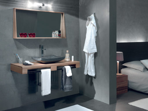 Vasque simple vilnurk scandiprojects for Salle de bain komodo