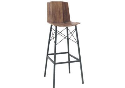 Chaise de bar BROWTON