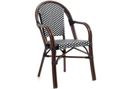 Fauteuil bistrot LUTECIA