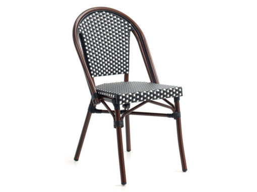 Chaise bistrot LUTECIA