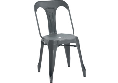 Chaise vieillie MACKAY