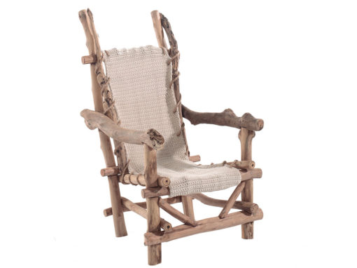 Fauteuil WOODREAM