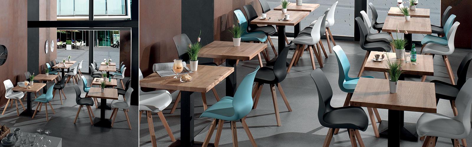 Tables bistrot HARTFORD