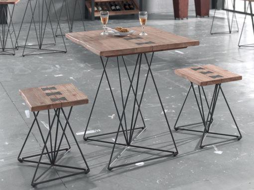 Table bistrot ZAGIL