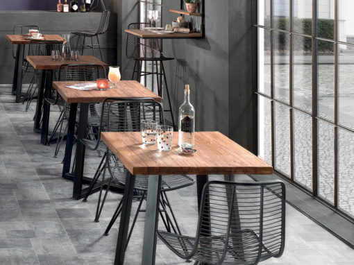 Table bistrot ASTING