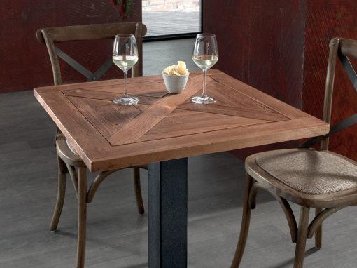 Table bistrot SANTIAGO