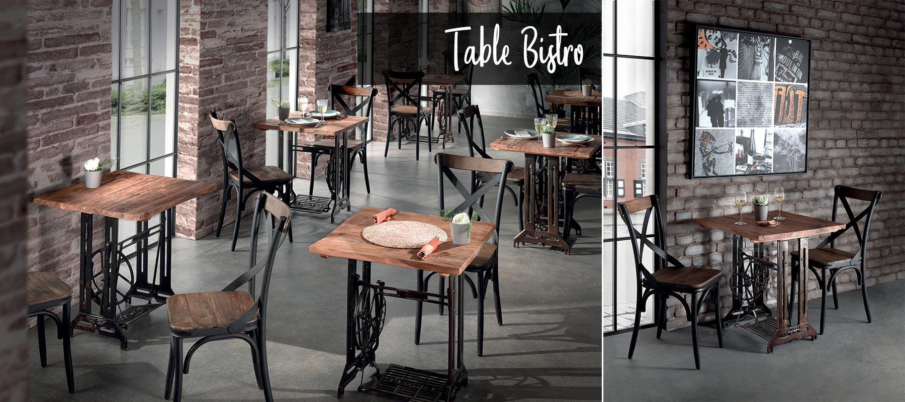 Tables Bistro