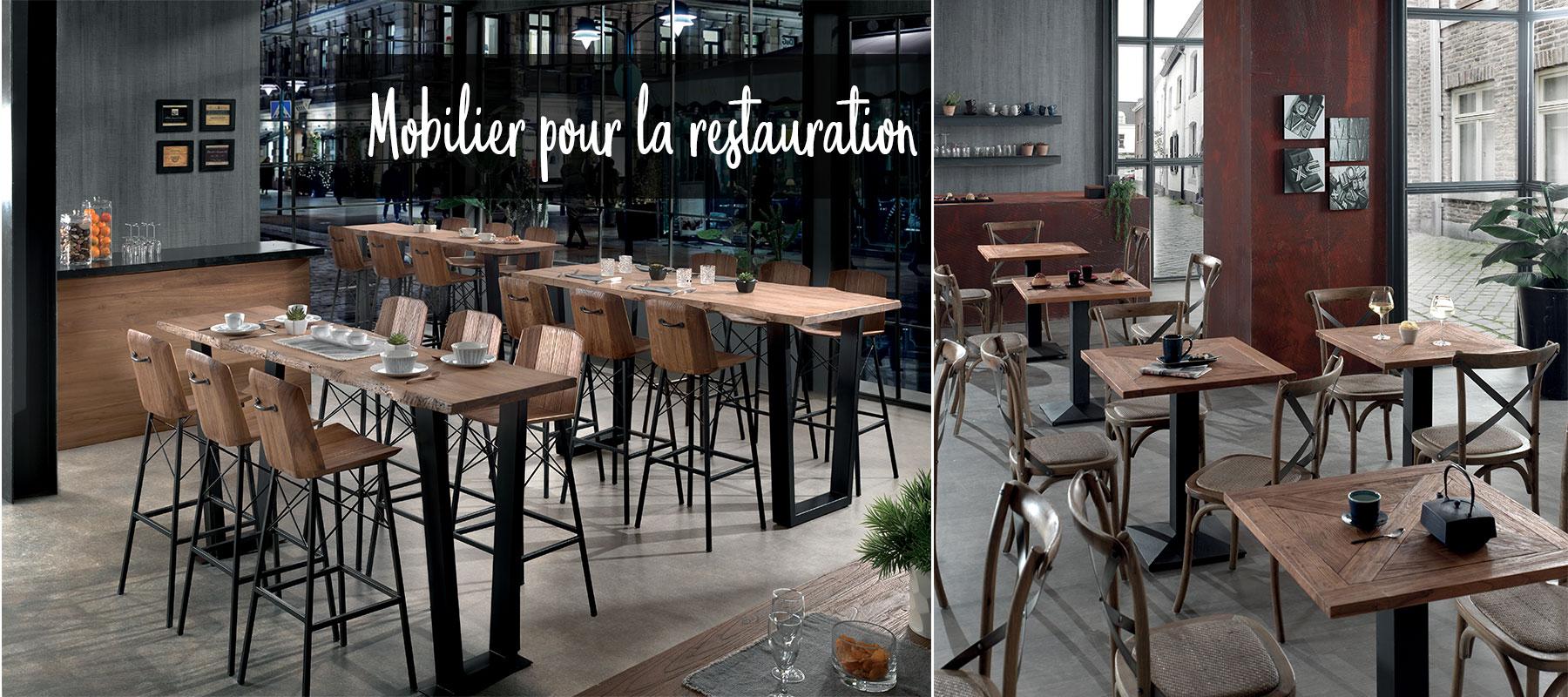 Comment Restaurer Une Chaise En Bois mobilier pour restaurant