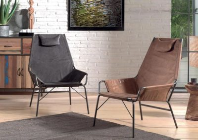 Fauteuil LUTHER