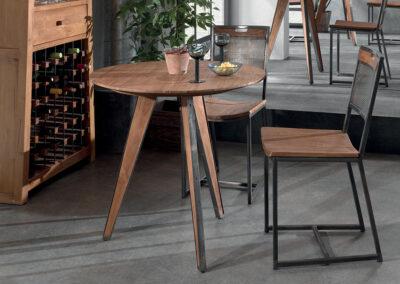 Table bistrot LANGDON